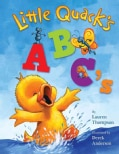 Little Quack's ABC's (Board book)