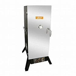 Weston 36-inch Vertical Stainless Steel Gas Smoker