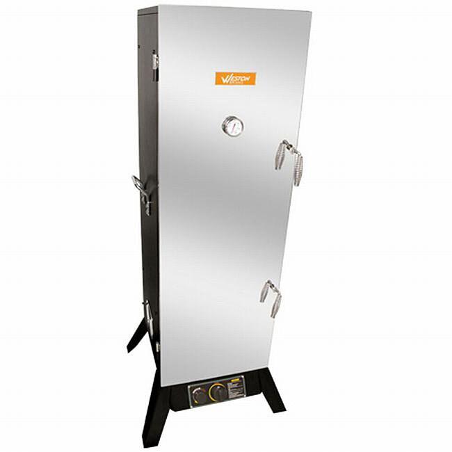 Weston Outdoor 48-inch Vertical Propane Smoker