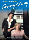 Cagney and Lacey: The Return (DVD)