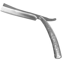 Huge 10.5-inch Straight Razor Knife