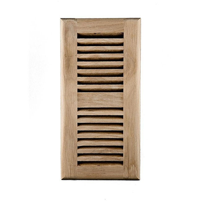 Overstock.com Image Flooring 4 x 10 White Oak Wood Air Vents at Sears.com