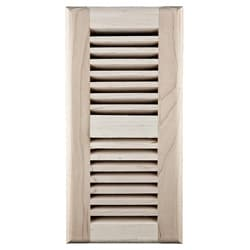 Image Flooring 4x10-inch American Maple Wood Vent