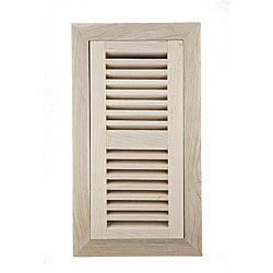 Image Flooring 4x10-inch Maple Wood Vents