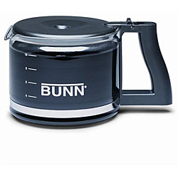 Bunn NCD Black 10-cup Replacement Coffee Decanter