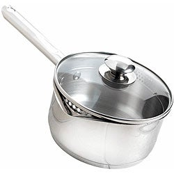 WearEver A8342465 Stainless Steel 3-quart Sauce Pan