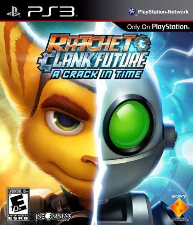 PS3 - Ratchet and Clank Future: A Crack in Time