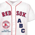 Boston Red Sox ABC (Board book)