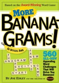 More Bananagrams!: An Official Book (Paperback)