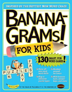 BananaGrams for Kids (Paperback)