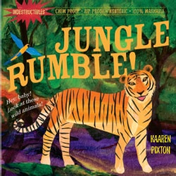 Jungle, Rumble! (Paperback)