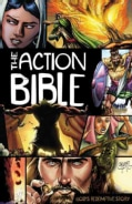 The Action Bible: God's Redemptive Story (Hardcover)