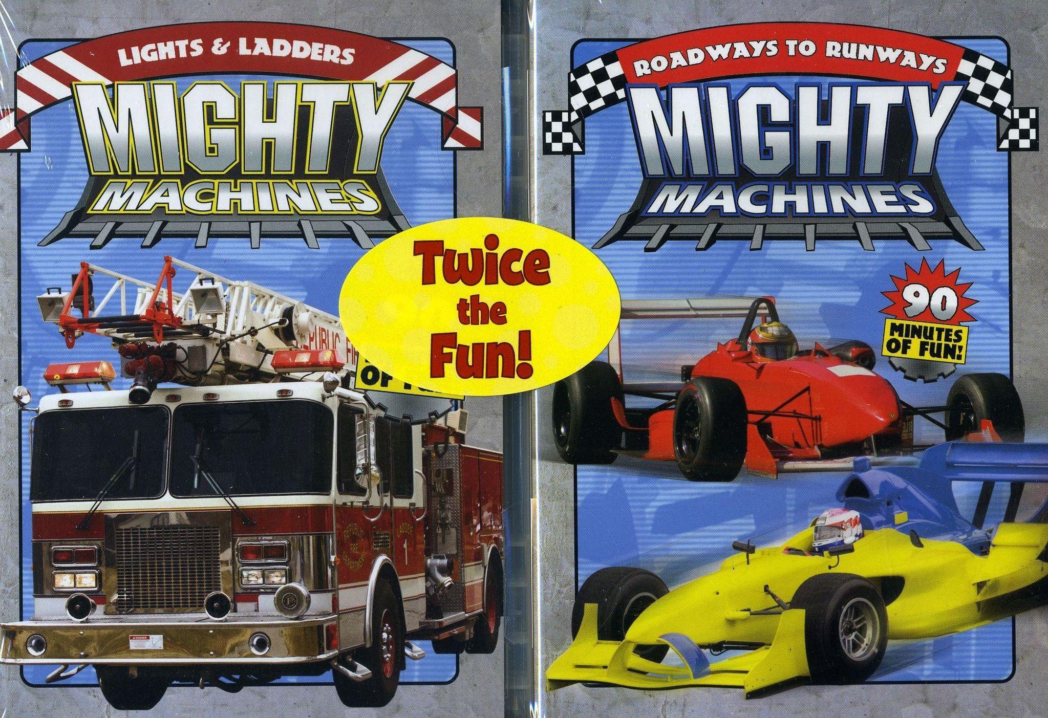 mighty machines games online