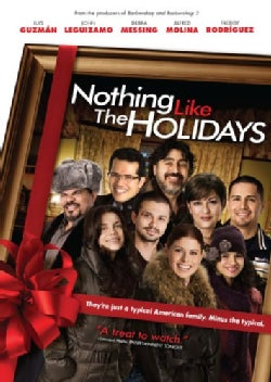 Nothing Like The Holidays (DVD)