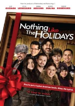 Nothing Like The Holidays (DVD)