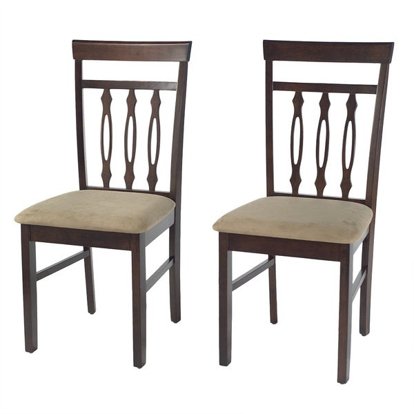 Simple Living Carson Dining Chair (Set of 2)