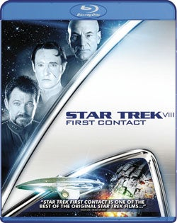 Star Trek VIII: First Contact (Blu-ray Disc)
