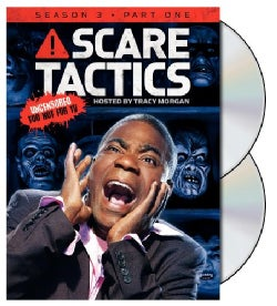 Scare Tactics: Season Three Part One (DVD)