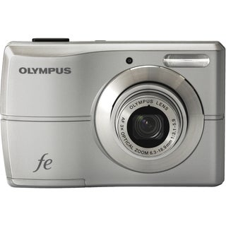 Olympus FE-26 12 Megapixel Compact Camera - Silver