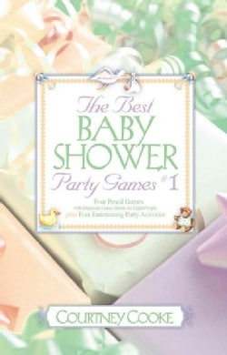 The Best Baby Shower Party Game Book (Paperback)