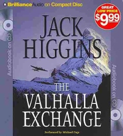 The Valhalla Exchange (CD-Audio)