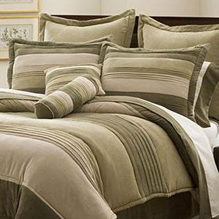 Handcrafted Peyton Place 8-piece Comforter Set