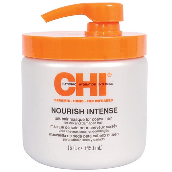 CHI Nourish Intense Silk 16-ounce Coarse Hair Masque