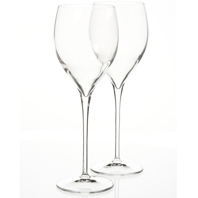 Luigi Bormioli SON.hyx Magnifico 11.75-oz Wine Glasses (Set of 6)