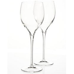 Luigi Bormioli SON.hyx Magnifico 11.75-oz Wine Glasses (Set of 6)