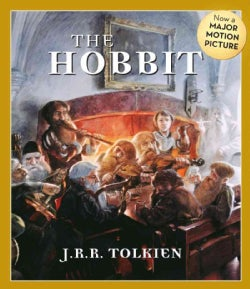 The Hobbit (CD-Audio)