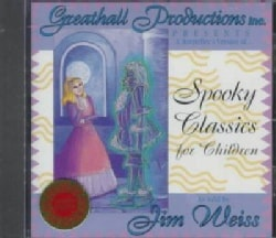 Spooky Classics for Children: The Canterville Ghost, Dr. Heidegger's Experiment, the Sending of Dana Da (CD-Audio)