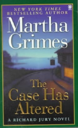 The Case Has Altered: A Richard Jury Mystery (Paperback)