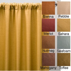 Madrid Rod Pocket 120-inch Curtain Panel