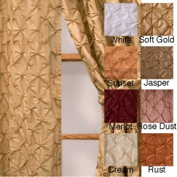 Zanzibar Rod Pocket 120-inch Curtain Panel