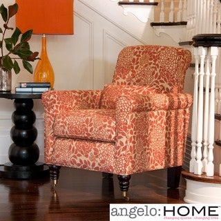 angelo:HOME Harlow Clay Mango Arm Chair