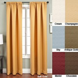 Radiant Rod Pocket 84-inch Curtain Panel