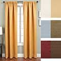 Radiant Rod Pocket 96-inch Curtain Panel