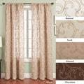 Santiago Rod Pocket 108-inch Curtain Panel