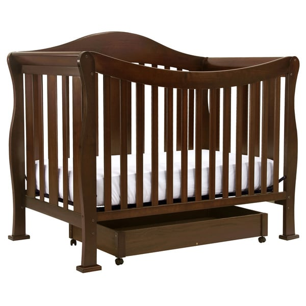 DaVinci Parker 4-in-1 Crib with Toddler Rail