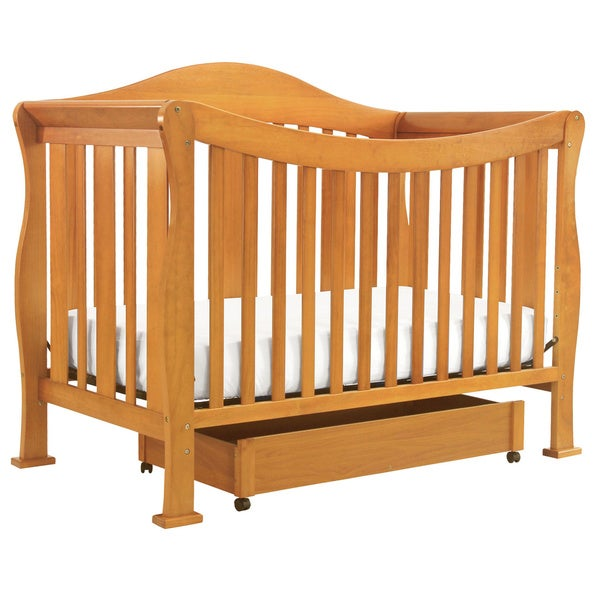 Davinci Parker 4 In 1 Crib With Toddler Rail 12155896