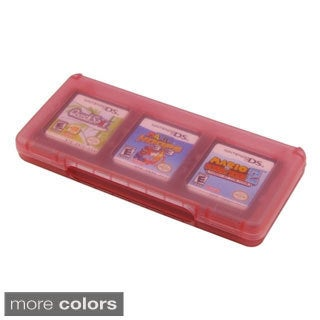 Nintendo DS Lite Game Card Case