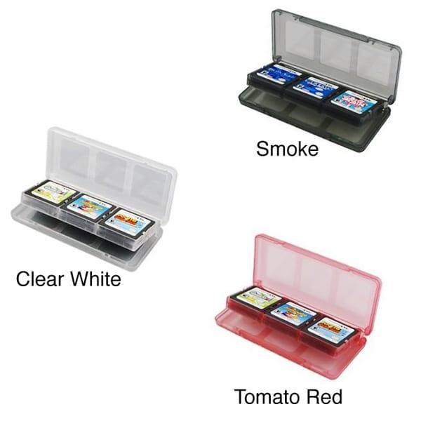 INSTEN Nintendo DS Lite Game Card Case Cover