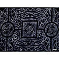 Celtic Circles Slate Grey Sarong (Indonesia)