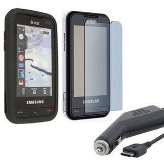 Case/ Charger / Protector Kit for Samsung Eternity