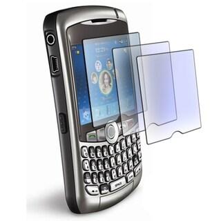 Blackberry Curve 3-piece Screen Protector