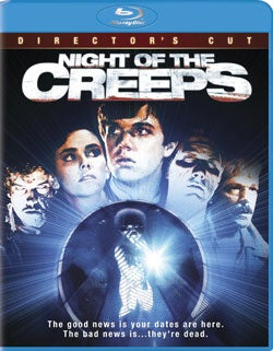 Night of The Creeps (Blu-ray Disc)