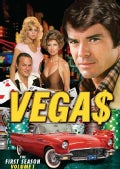 Vegas: The First Season Vol. 1 (DVD)