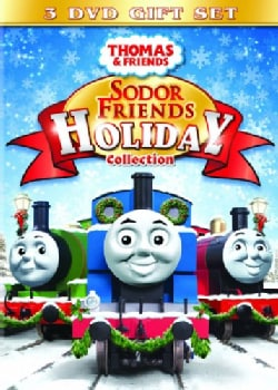 Thomas & Friends: Sodor Friends Holiday Collection Giftset (DVD)
