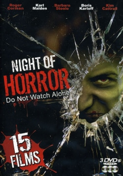 Night Of Horror: Do Not Watch Alone (DVD)