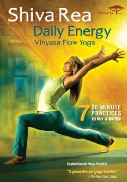Shiva Rea: Daily Energy: Vinyasa Flow Yoga (DVD)